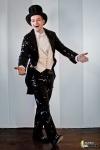 Sparkly Tuxedo