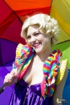 Elle\'s Gay Pride Outfit